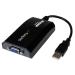 StarTech.com Adaptador de Vídeo Externo USB a VGA - Tarjeta Gráfica Externa Cable para Mac y PC - 1920x1200