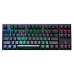 Cooler Master Gaming MasterKeys Pro S UK English USB Black