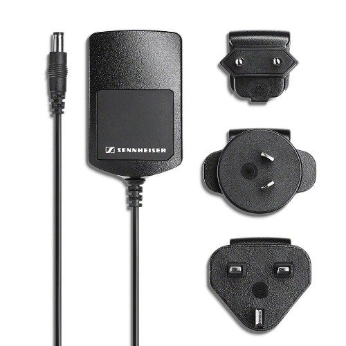 Sennheiser NT 12-10BW power adapter/inverter Indoor Black