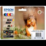 Epson C13T379D4010 (378XL/478XL) Ink cartridge multi pack, 11,2ml +3x9,3ml + 10,2ml + 11,2ml, Pack qty 6