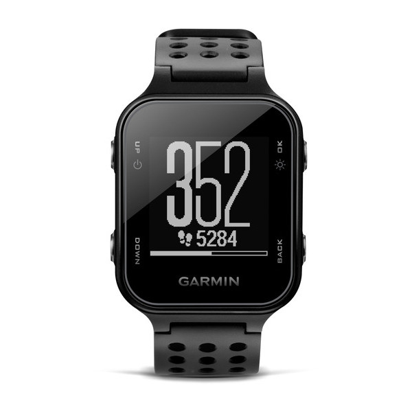 Garmin Approach S20 Bluetooth Black sport watch