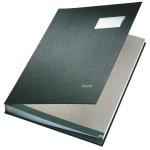 Leitz 57000095 divider Black Hardboard 1 pc(s)