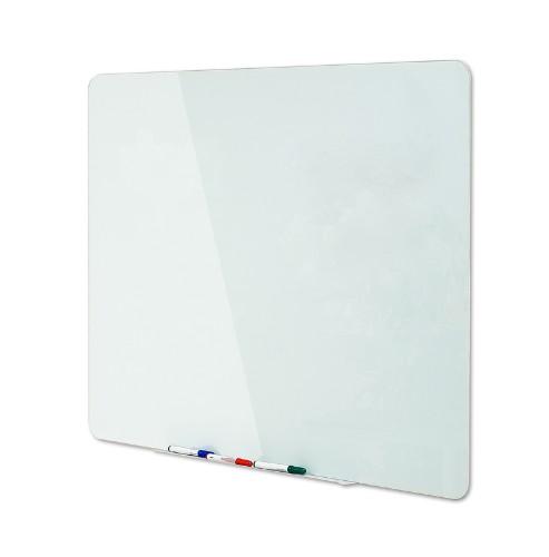 Bi-Office GL080101 magnetic board Glass White