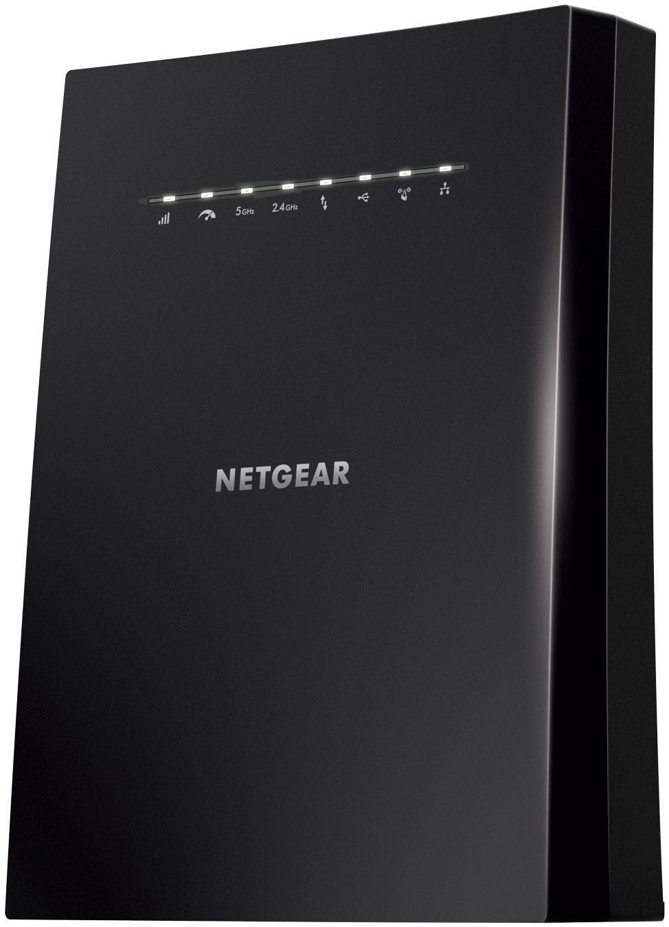 Netgear X6S Tri-band (2.4 GHz / 5 GHz / 5 GHz) Gigabit Ethernet Black wireless router