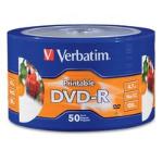 Verbatim DVD-R 4.7GB 16x 4.7GB DVD-R 50pieza(s)