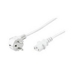 Microconnect 5m IEC 320 power cable White