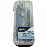 Helix Compact Value Maths Set Blue A54000