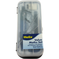 Helix VALUE MATHS SET BLUE A54000