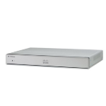 Cisco C1111-8P router Gigabit Ethernet Plata