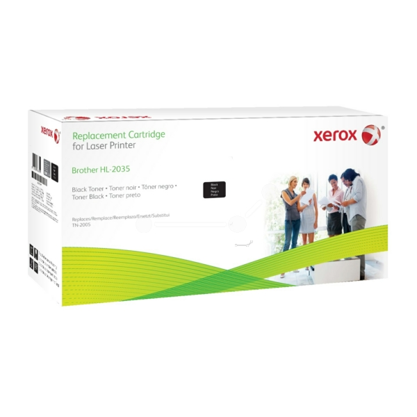Xerox 003R99779 compatible Toner black, 1.5K pages @ 5% coverage (replaces Brother TN2005)