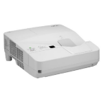 NEC UM361XG UST LCD Projector/ XGA/ 3600ANSI/ 4000:1/ VGA, HDMI/ 20W x1/ USB Display/ USB Wireless
