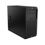 HP Z2 G4 Intel® 8ste generatie Core™ i7 i7-8700 8 GB DDR4-SDRAM 256 GB SSD Zwart Toren Workstation