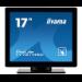 "iiyama ProLite T1721MSC-B1 touch screen monitor 43.2 cm (17"") 1280 x 1024 pixels Black Multi-touch Tabletop"