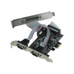 i-tec PCE2S1P interface cards/adapter