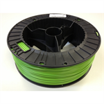German RepRap 100269 (ABS 3-2100 GREEN) 3D cartridge, 3mm 2100 Gr