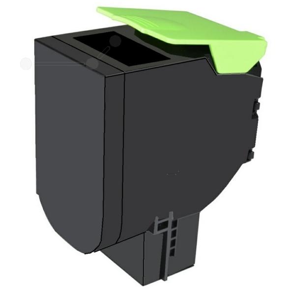 Lexmark 80C2XKE (802XK) Toner black, 8K pages