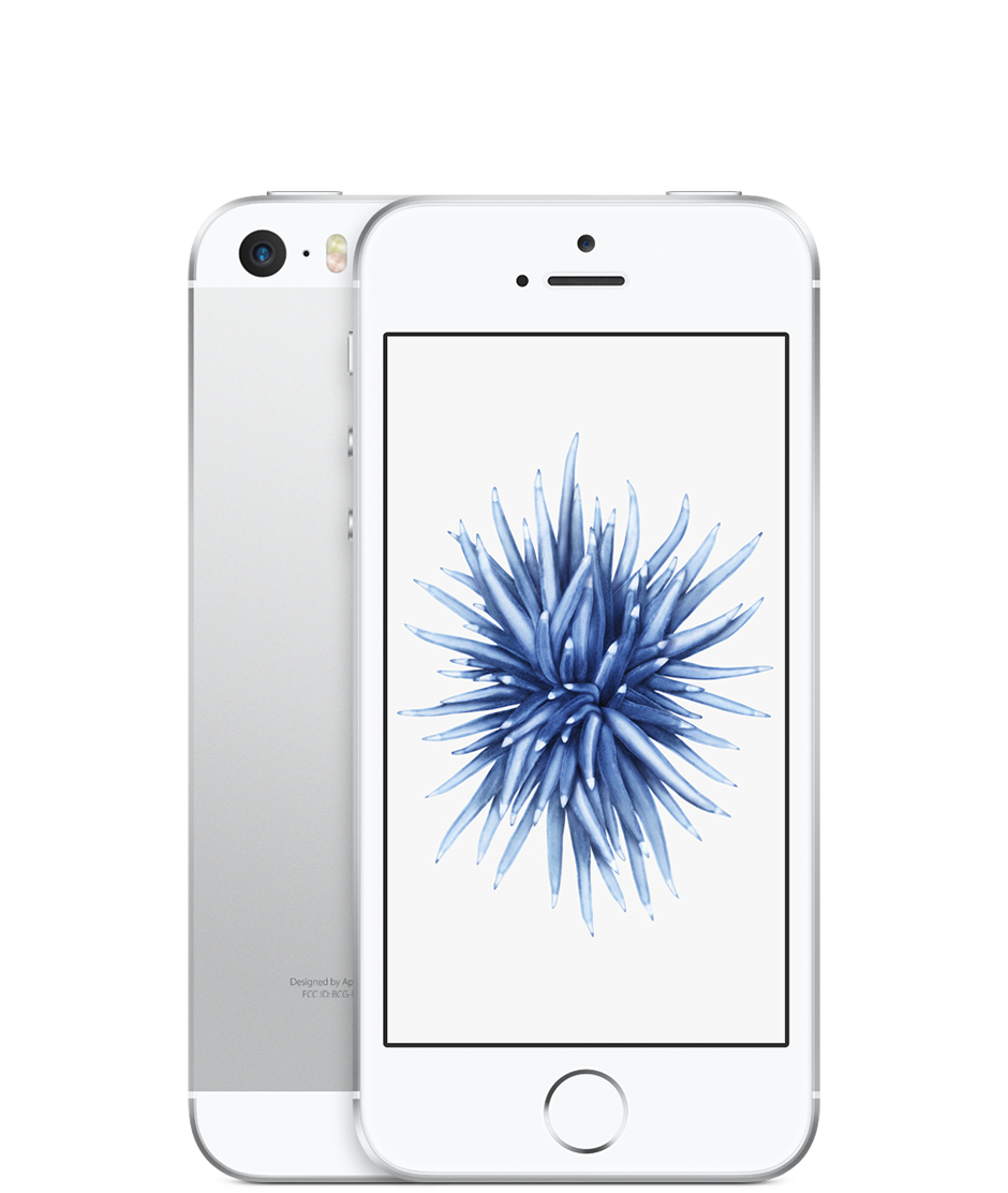 Apple iPhone SE Single SIM 4G 64GB Silver,White