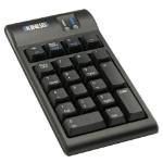 Kinesis A Kinesis accessory- Freestyle2 Keypad for PC or Mac matches the low-profile design of the Freestyle