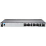 Hewlett Packard Enterprise Aruba 2920 24G Managed L3 Gigabit Ethernet (10/100/1000) Gray 1U