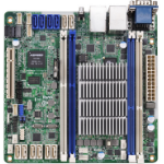 Asrock C2550D4I FBGA1283 Mini ITX server/workstation motherboard