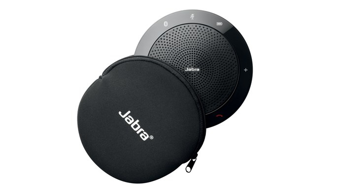 Jabra SPEAK 510+ Universal USB/Bluetooth Black speakerphone