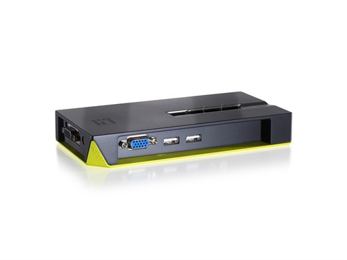 LevelOne 4-Port USB VGA KVM Switch