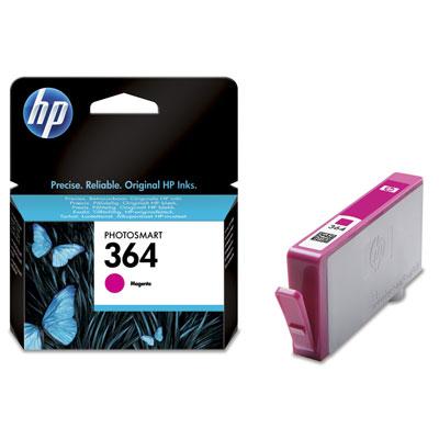 HP 364 Magenta Ink Cartridge Original 1 pieza(s)