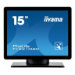 "iiyama ProLite T1521MSC-B1 touch screen monitor 38.1 cm (15"") 1024 x 768 pixels Black Multi-touch Tabletop"