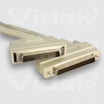 Videk HP DB50M to HP DB68M SCSI Cable 0.5m 0.5m SCSI cable