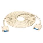 """Black Box DB15/DB15, 6-m serial cable Beige 236.2"""" (6 m)"""
