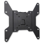 Manhattan 423731 Black flat panel wall mount