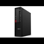 Lenovo ThinkStation P330 Intel Xeon E E-2244G 16 GB DDR4-SDRAM 512 GB SSD Black SFF Workstation