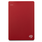 Seagate Backup Plus Slim 2000GB Red external hard drive