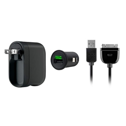 Belkin Micro AC Wall Charger Cable for iPad 2.1 Amp