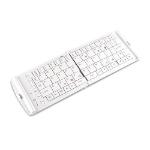 Verbatim 97872 Bluetooth QWERTY White mobile device keyboard