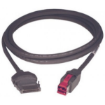 Epson PUSB cable: 010857A CYBERDATA P-USB 12 Ft (EDG) printer cable