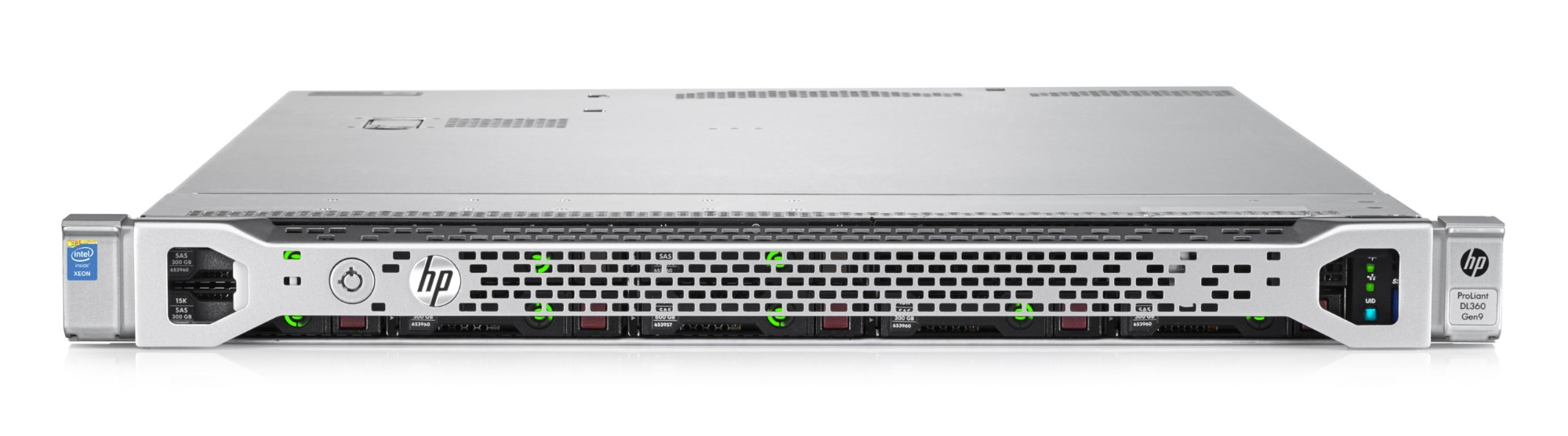 Hewlett Packard Enterprise ProLiant DL360 Gen9 server
