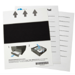 HP CN459-67006 printer cleaning Printer cleaning sheet