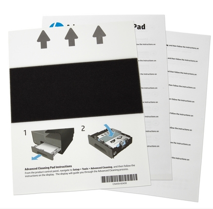 HP CN459-67006 printer cleaning Printer cleaning sheet