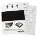 HP CN459-67006 Printer cleaning sheet printer cleaning