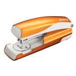 Leitz NeXXt 5502 WOW Metallic,Orange stapler