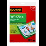 Scotch LS854SS-50 lamination film Letter/Legal 50 pc(s)