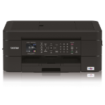 Brother MFC-J491DW multifunctional Inkjet 1200 x 6000 DPI 27 ppm A4 Wi-Fi