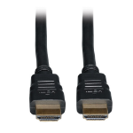 Tripp Lite High Speed HDMI Cable with Ethernet, Digital Video with Audio (M/M), 20-ft.