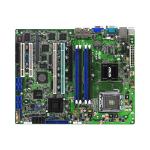 ASUS P5BV/SAS server/workstation motherboard LGA 775 (Socket T) ATX Intel® 3200