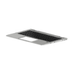 HP L56443-061 notebook spare part Housing base + keyboard