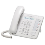 Panasonic KX-NT551X IP phone White Wired handset LCD