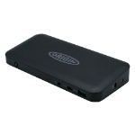 Origin Storage Universal Docking Station USB-C with EU Cable