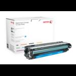 Xerox Tonerpatrone Cyan. Entspricht HP CE741A. Mit HP Colour LaserJet CP5225 kompatibel