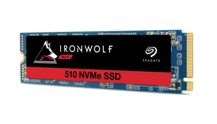 Seagate IronWolf 510 M.2 1920 GB PCI Express 3.0 3D TLC NVMe